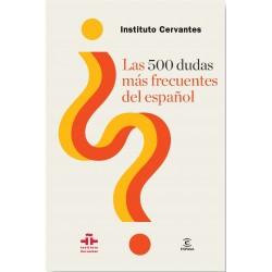 Las 500 dudas más frecuentadas del español