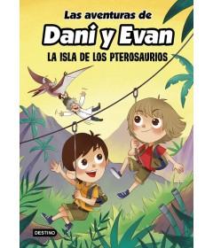 Las aventuras de Dani y Evan - La isla de los pterosaurios