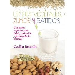 Leches vegetales, zumos y batidos