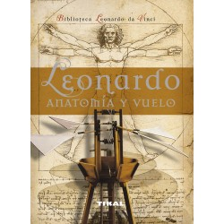 Leonardo Anatomía y vuelo