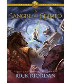 Los héroes del olimpo - 5 La sangre del olimpo