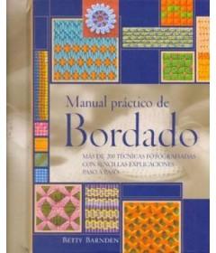 Manual práctico de bordado