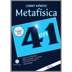 Metafísica 4 en 1 Vol. II