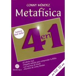 Metafísica 4 en 1 Vol. III