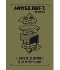 Minecraft el libro de los secretos de los supervivientes