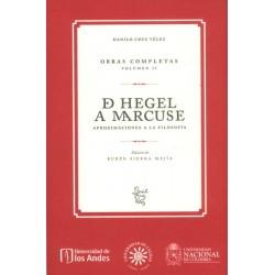 Obras completas Volumen II - De Hegel a Marcuse