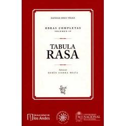 Obras completas Volumen IV - Tabula rasa