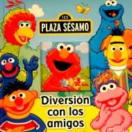 Plaza Sésamo: Diversión con los amigos