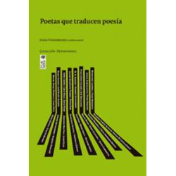 Poetas que traducen poesía