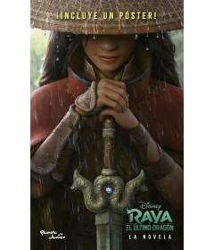 Raya y el último dragón - La novela