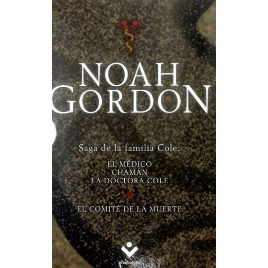 Estuche Noah Gordon
