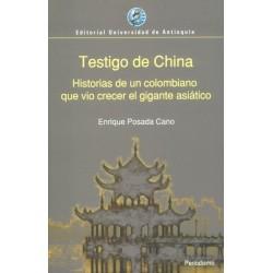 Testigo en China