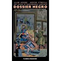 The league of extraordinary gentlemen Dossier Negro