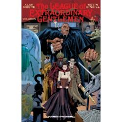 The league of extraordinary gentlemen Volumen 2