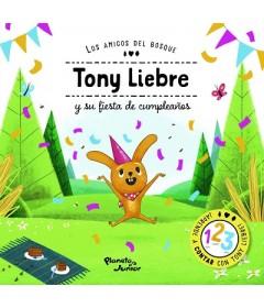Tony liebre y su fiesta de cumpleaños