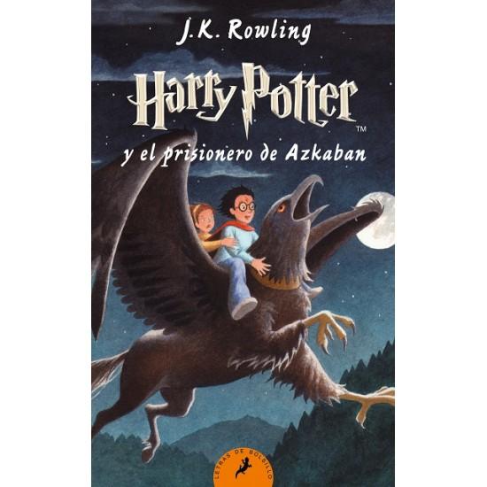 3 - Harry Potter y el prisionero de Azkaban