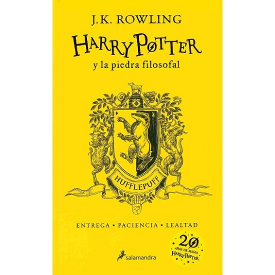 Harry Potter y la piedra filosofal - Hufflepuff
