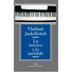 La música y lo inefable