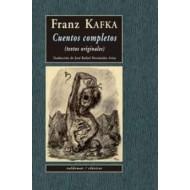 Cuentos Completos Kafka Lujo