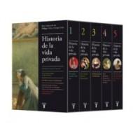 Historia de la vida privada (edición estuche)