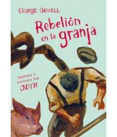 Rebelión en la granja (Novela gráfica)